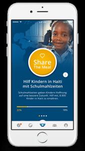 ShareTheMeal App Haiti (Quelle: WFP)