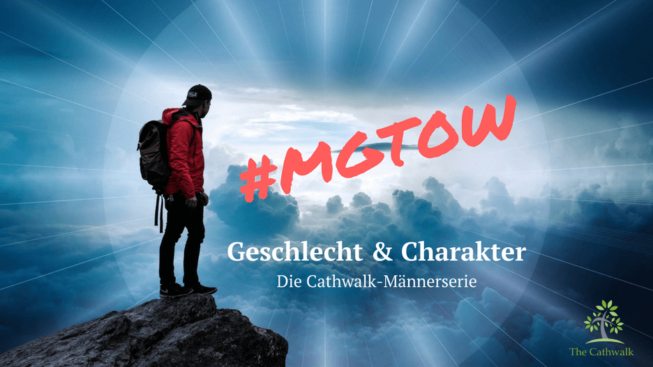 Pixabay-Kollage MGTOW Cathwalk